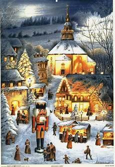 adventskalender weihnachten in seiffen erzgebirge kunstvlg