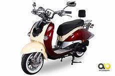 Znen Retro Roller Zn125 H Motorroller 125 Cc Retroroller