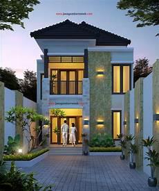 Layanan Jasa Gambar Rumah Desain Rumah Konsep Bali Di
