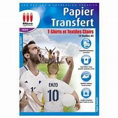 papier transfert t shirt 32706 papier transfert pour t shirts et textiles clairs