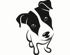 malvorlage hund russel mit bildern tier schablone malvorlage