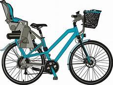 Fahrrad Mit Kindersitz - fahrradsitz oder fahrradanh 228 nger