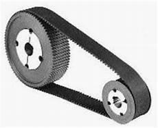 courroie de transmission transmission courroie crant 233 e genie mecanique