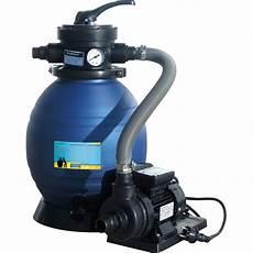 pompe filtre a