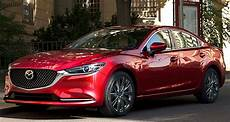 redesigned 2018 mazda 6 aims for upward mobility