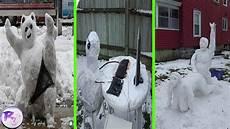 most creative snowman ideas you t seen