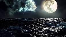 Bonne Nuit Mer Et La Lune