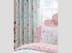 Unicorn and Rainbows Curtains   Fairies   Flowers   Shared