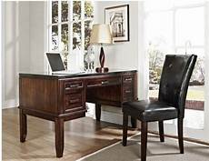 best place to buy home office furniture chamberlain 52 quot executive wood desk with black granite top