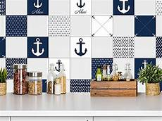 Graz Design 174 Fliesenaufkleber Maritim Fliesen Zum