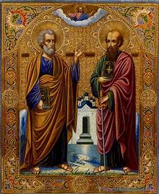 oldest known image of st pauls 2 st blessed and holy solemnity of sts and paul 29 june