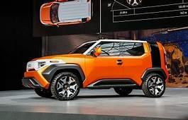 2018 Toyota FT 4X Concept Price Design  2019 2020 New