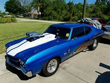 1970 Chevelle Ss Drag Car For Sale  $50000