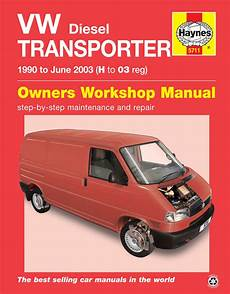 car repair manuals online free 1990 volkswagen golf auto manual haynes workshop repair manual volkswagen transporter diesel 1990 to june 2003 ebay