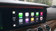 apple carplay mercedes apple carplay mercedes klasy e 2016 w213