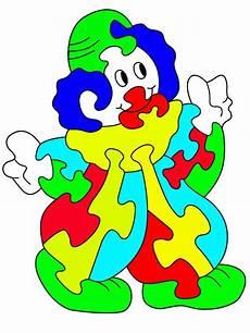 Clown Malvorlagen Ausdrucken Lassen 60 Dekupiers 228 Ge Vorlagen F 252 R Puzzles Tiere