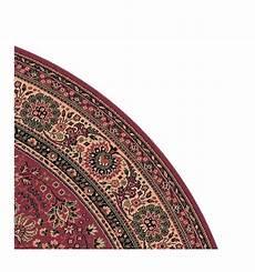 tappeto rotondo tappeto tabriz rotondo rosa 1570 516