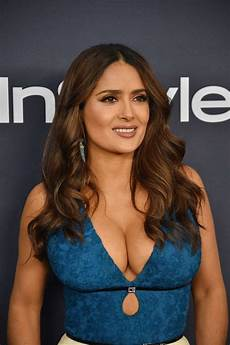 Salma Hayek Salma Hayek Attends The 21st Annual Warner Bros And