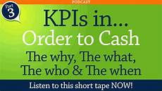 kpis in order to the why the what the who the