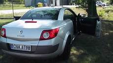 renault megane ii cabrio sprzedam