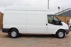 Used Ford Transit 350 Tdci Lwb High Roof White 2 4