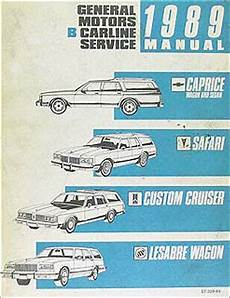 free auto repair manuals 1996 chevrolet caprice parking system 1989 safari lesabre electra estate shop manual pontiac buick station wagon ebay