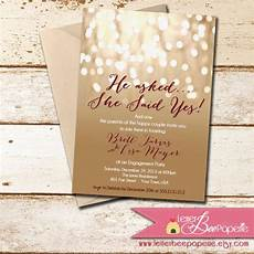 engagement party invitation printable diy invite choose your fonts couples shower bridal