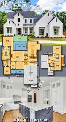 acadian house plans plan 510066wdy two story acadian house plan with first