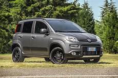 Fiat Nuova Panda 4x2 City Cross E Nuova 4x4 Debuttano In