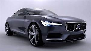 Volvo Launches The Concept Coupe  2013 Remake Of