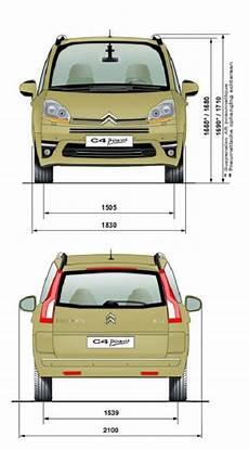 Essai Le Citro 235 N Grand C4 Picasso Citro 235 Nement V 244 Tre