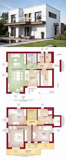 bauhaus stadtvilla modern einfamilienhaus neubau mit