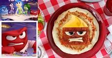 Make Dinner This Pixar Inspired Pizza Turns Anger