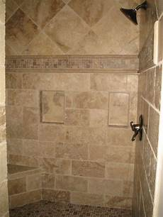 bathroom shower wall tile ideas pin by andrea ritzer on oak house travertine shower travertine travertine bathroom
