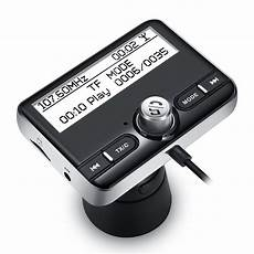 lcd car dab receiver tuner adapter bluetooth transmitter