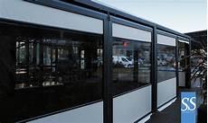 Store Exterieur Vertical Pour Terrasse Enroulable Avec