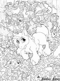 baby unicorn coloring pages ausmalbilder