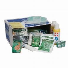 armadietto primo soccorso kit complementare per armadietto o valigetta di pronto
