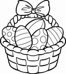 Ostereier Malvorlagen Weihnachten Osterei Korb In 2020 Mandala Ostern Osternest Basteln