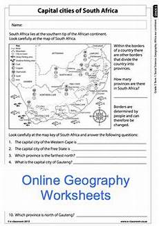 several worksheets and other information about south africa me africa south africa map