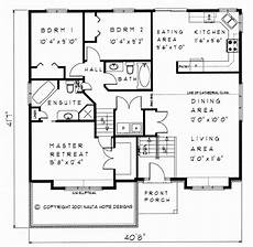 elevated bungalow house plans 3 bedroom raised bungalow house plan rb163 1369 sq feet