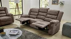 couch 3 sitzer sofa cleveland sessel relaxsessel 3 sitzer mit funktion in