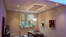 Indirekte Beleuchtung Led Decke - led lichtkanal f 252 r indirekte beleuchtung in der decke