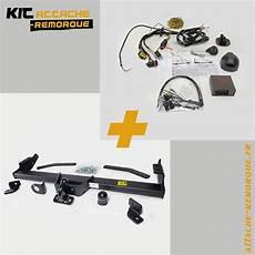 kit attache remorque pour renault trafic 3 06 2014