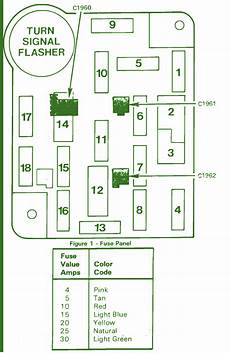 1986 ford bronco wiring diagram ford page 9 circuit wiring diagrams