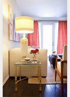 Wohnzimmer Trends 2015 - glass side table will set modern living room 2015 trends 3