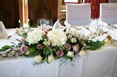 wedding flowers venue head table decoration wedding