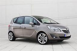 2010 Opel Meriva Photos Informations Articles