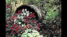 Blumenkübel Winterfest Machen - kreative gartenidee blumen attraktiv pflanzen und