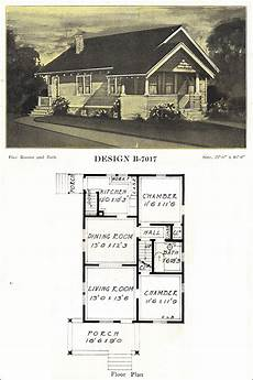 american bungalow house plans small bungalow 1918 c l bowes modern american homes